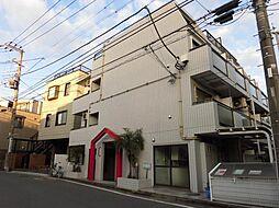 プラザ新川崎[4階]の外観