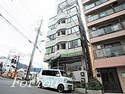 兵庫県神戸市灘区中原通3丁目の賃貸マンションの外観