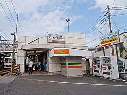 松戸新田駅