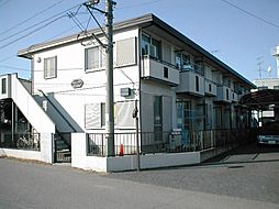 昌永コーポ[203号室]の外観