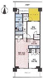 プラウドシティ阿佐ヶ谷ガーデンA-1