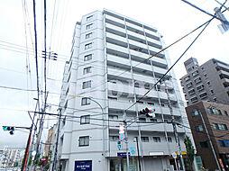 兵庫県神戸市灘区森後町1丁目の賃貸マンションの外観