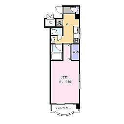 鎌倉YSビル[2階]の間取り