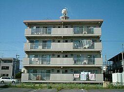 コーポ基[2階]の外観