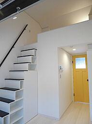 ハーミットクラブハウス大倉山IIB号棟(仮称)[1階]の外観