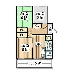 一ツ木駅 3.8万円