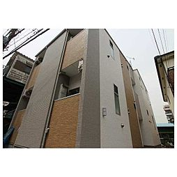 stage青井[1階]の外観