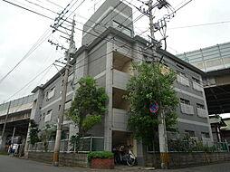 福岡県北九州市小倉北区貴船町の賃貸マンションの外観