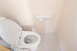 2階トイレです...