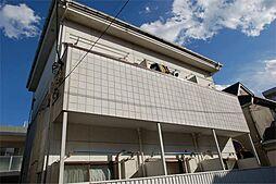 サンライフ布田[2階]の外観