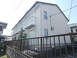 アルカディア藤井[101号室]の外観