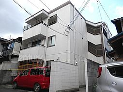 コーポ長岡[1階]の外観
