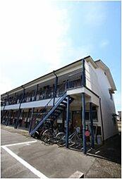 飯倉荘[106号室]の外観