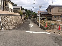 東南側道路