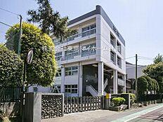 中学校 1760m 武蔵野市立第二中学校