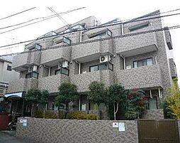 ライオンズマンション成城東[1階]の外観
