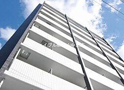 大供Aマンション[4階]の外観