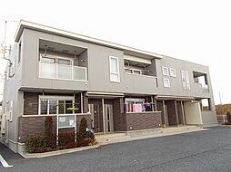 プリート・コルソB[201号室]の外観