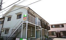 神奈川県小田原市蓮正寺の賃貸アパートの外観