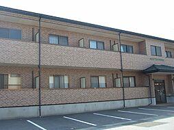 滋賀県長浜市八幡中山町の賃貸マンションの外観