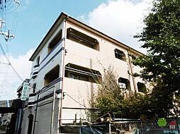 パークサイド矢田[3階]の外観