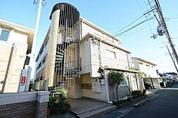 タカハタマンション[2階]の外観