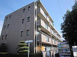 東京都小金井市緑町4丁目の賃貸マンションの外観