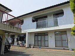 福島県福島市丸子字台の賃貸アパートの外観