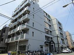 ホーユウコンフォルト東住吉[6階]の外観