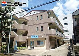 愛知県名古屋市名東区本郷2丁目の賃貸マンションの外観