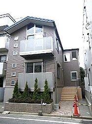 東京都中野区弥生町6丁目の賃貸アパートの外観