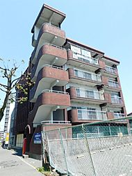 福岡県北九州市小倉南区城野2丁目の賃貸マンションの外観