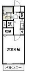 NOMURA'92[3階]の間取り