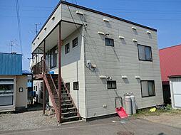 コーポ松本[2階]の外観