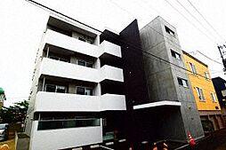 北海道札幌市中央区南十三条西15丁目の賃貸マンションの外観