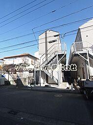 相模原市中央区東洲野辺新築アパート[102号室]の外観