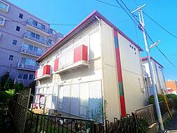 梅勝園[2階]の外観