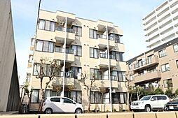 千葉県市川市南八幡3丁目の賃貸マンションの外観