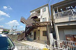 大阪府枚方市池之宮2丁目の賃貸マンションの外観