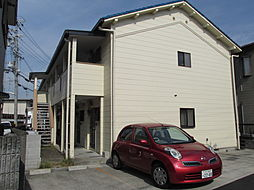 青葉荘[306号室]の外観