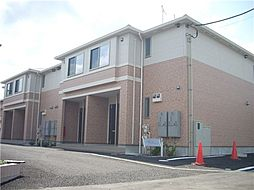 千葉県船橋市南三咲3丁目の賃貸アパートの外観
