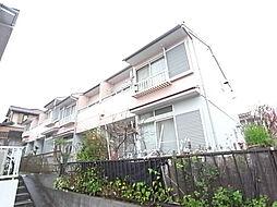 コーポ渋谷[103号室]の外観