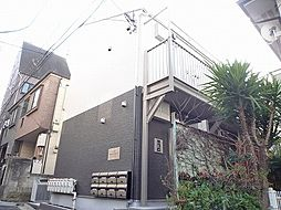 グラード東中野[202号室]の外観