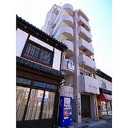 福岡県久留米市通町の賃貸マンションの外観