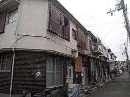 大阪府豊中市小曽根4丁目の賃貸アパートの外観