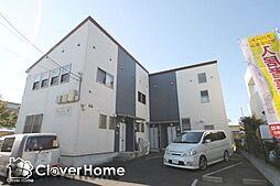 [タウンハウス] 神奈川県相模原市中央区上溝 の賃貸【/】の外観