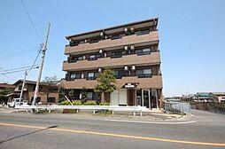 愛知県名古屋市中川区戸田3丁目の賃貸アパートの外観