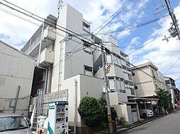 南堺ハイツ1号館[4階]の外観