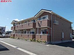 近鉄鈴鹿線 平田町駅 徒歩18分の賃貸アパート