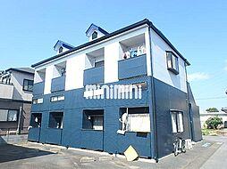 シェルコート伊勢崎[1階]の外観